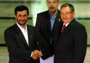 Raul Castro, acting President of Cuba.