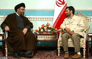 Hassan Nasrallah, leader of Hizbulllah.
