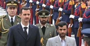 Syrian President. Bashar Assad.