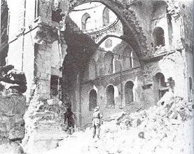 Tiferet Yisrael Synagogue was destroyed on 21st of May 1948.