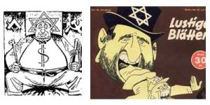 Nazi-Germany made the World believe the Jews were the problem, not the Nazis