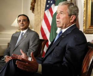 Pakistani President Asif Ali Zardari has told the truth about US and the Taliban
