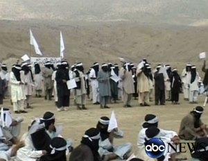 A Radical Islamic training camp in Afghanistan