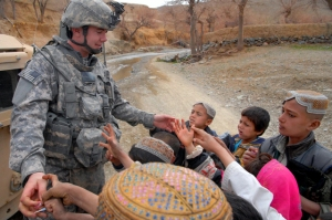 US soldiers are no longer alowed to carry Afghan Bibles