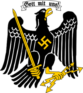 Coat of Arms of Prussia, the so-called Nazi Germany