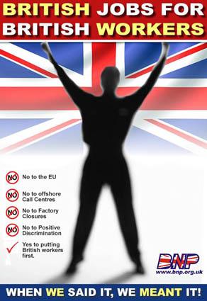 Nationalist Artwork British-jobs-for-british-workers-bnp3