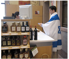 Go and buy something from Israel today. Support the Jewish homeland