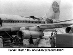 This is not how we expect a PanAm aircraft to look.