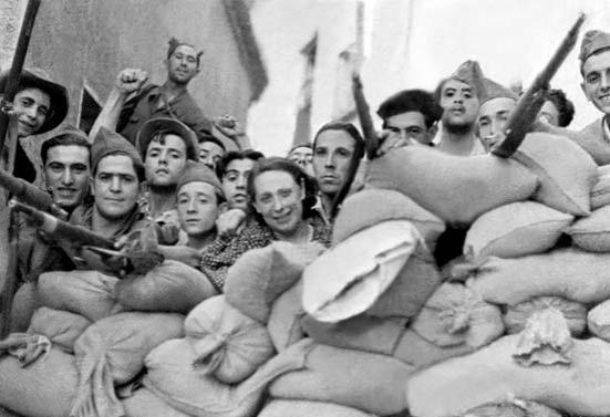 During the Spanish civil war between 1936 and 1939, the utopia in Andalusia ended in tragedy.