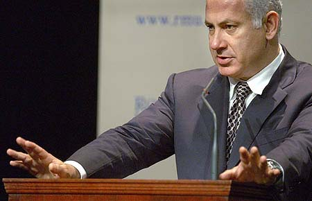 The Israeli Prime Minister have tried to keep the flodgates of Islam away from the Biblical heartland of Israel.