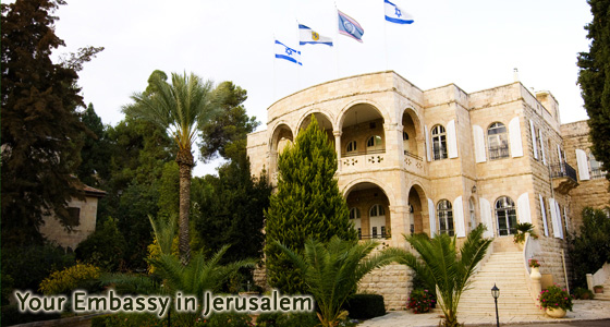 The International Christian Embassy in Jerusalem