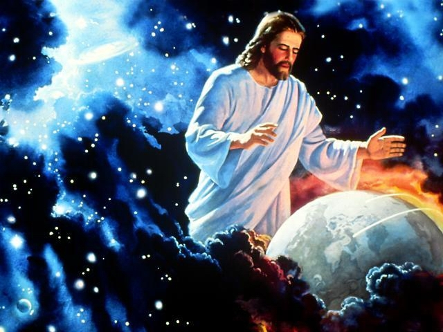 Jesus is the creator. He and His Father are One God