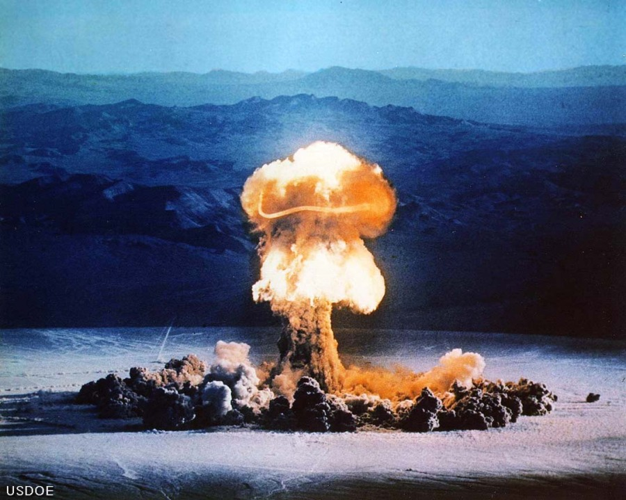 Soon the Ayatollahs will have a nuclear bomb. If not Israel and the US stops them first.