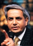 Word of Faith teacher Benny Hinn
