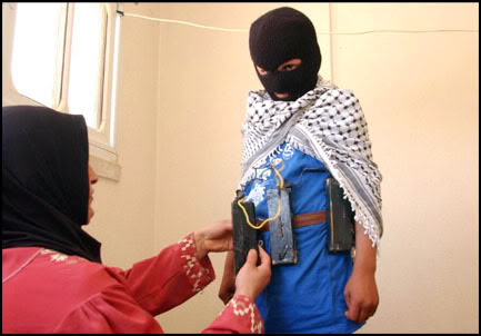 Hamas even hate the Jews more than they love their own Children. Thats the fruits of the spirit of Allah.