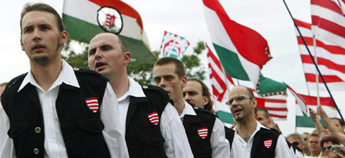 The Fascists are on the move again in Europe