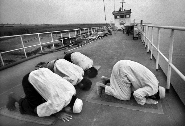 Muslims will pray towards Allah in Mecca, in the name of Jesus son of Mary. For the sake of unity and World peace