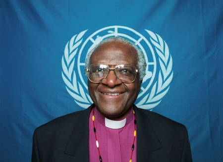A strange picture. A Bishop with the correct glorie. He does not represent Jesus, the Jewish Messiah.