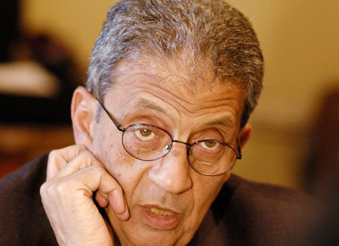 Amr Moussa has seen better days. No trying to ban Jewish tourists from praying in their own capital.
