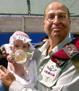 Ya'alon is right. To live in Zion is a birthright for all believing Jews.