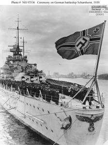 There was a lot of good Swedish steel in the navy of Nazi-Germany