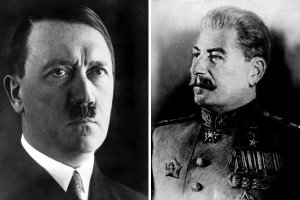Both Hitler and Stalin murdered Jews. Only Stalin survived World War II to commit the prefect crime by robbing all Jewish properties in Russia and Eastern Europe