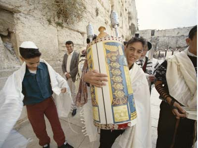 The Jewish youth will soon open up their hearts for the King of Kings