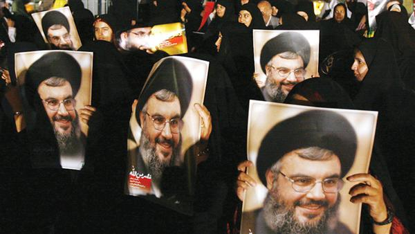 Hasan Nasrallah is Dr.death for the Lebaneese people.