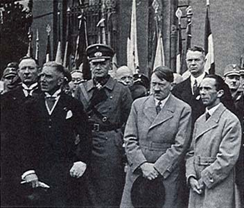Papen, Hitler and Goebbels must be valid witnesses in Swedish newspapers like Aftonbladet.