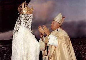 Roman Catholic promote and defend the sin of idol worship.