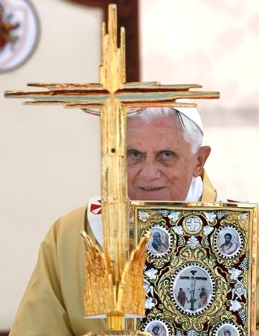 The Pope of Rome has to answer God why he do not omitt falsehood from the Catholic Bible