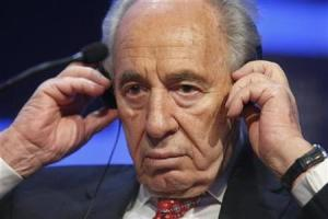 Shimon Peres has reasons for being worried, and warns Lebanon.