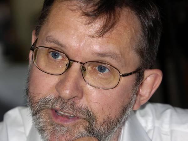 The Norwegian editor Harald Stanghelle
