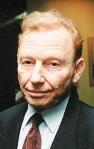 Zvi Mazel, former Israeli Ambassador to Sweden