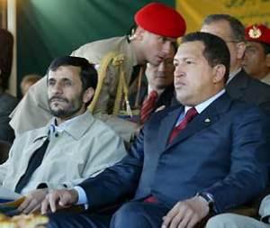 1.POSTERS+chavez+Ahmadinejad