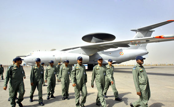 Russia has also sold an AWACS-plane to Pakistan. Now Iran is without.