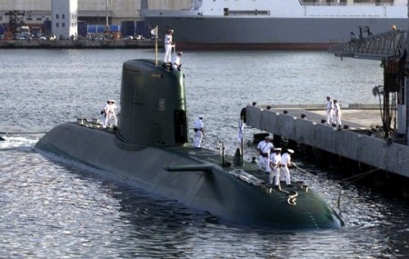 Israel is most likely capable to fireing nuclear armed cruise missies from its sub marines.