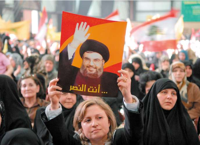 Many Muslims in Lebanon votes for a terrorist to become their next prime minister