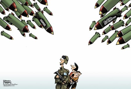 israel-under-rocket-fire