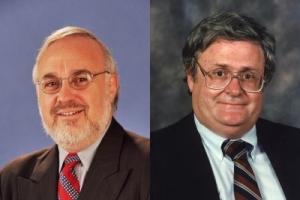 Rabbi and Dr.