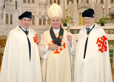 Roman Catholic Knights of the Order of The Holy Sepulchre