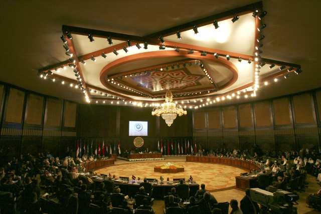 When will the International community penalize the Arab League for their racist boycott of Israel