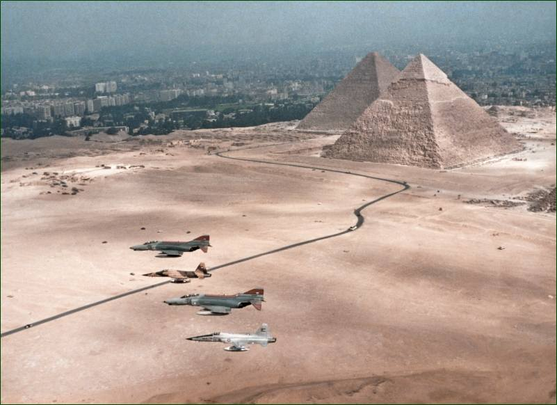 Egypt has asked Obama to make their air force the strongest in the Arab World.