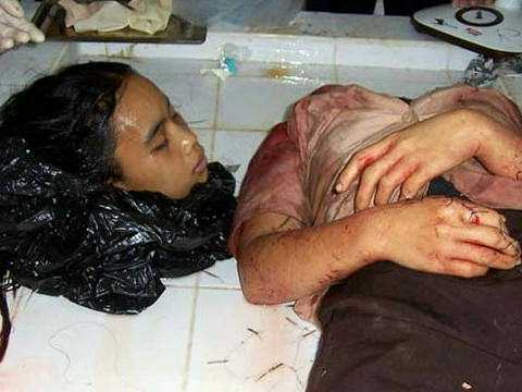 girl has been beheaded by Muslims in Indonesia.