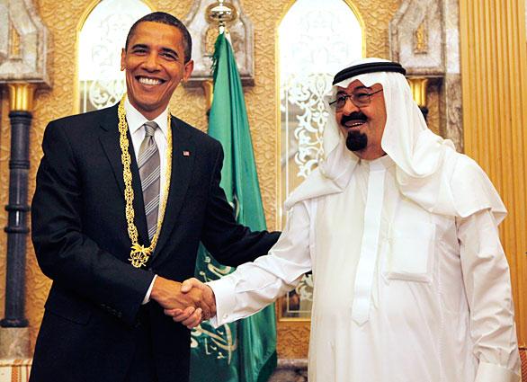 Proximo objetivo de la OTAN será Iran  Obama-saudi-arabia_47286438