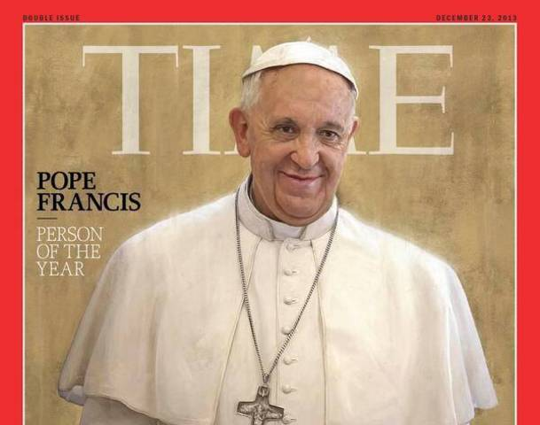 The Pope has changed the set time set for the gospel of Jesus the Messiah.