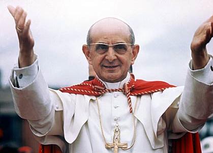 Image result for saudi pope 1974