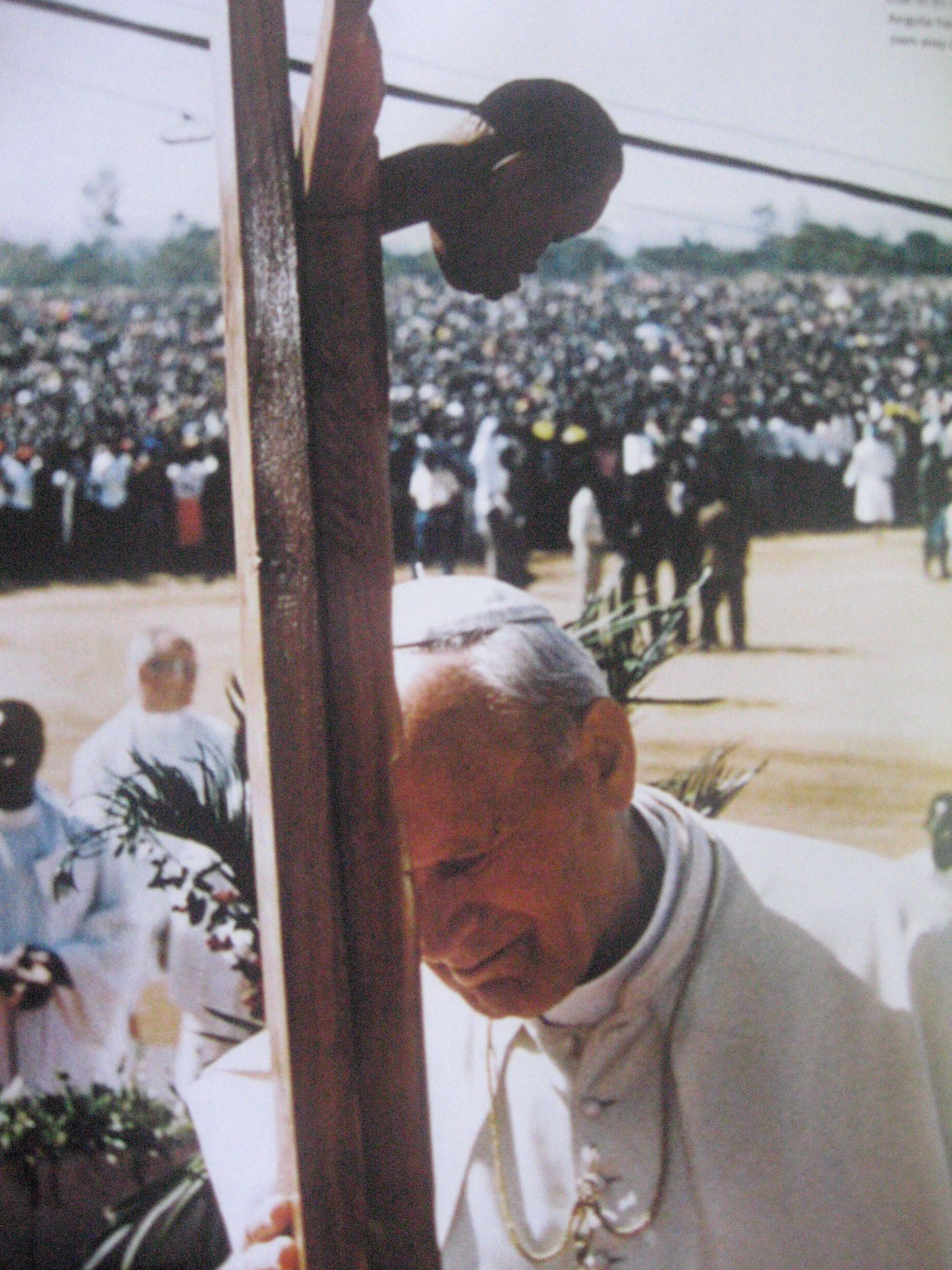 The Black Madonna And Her Son In Angola Bewitched The Pope News