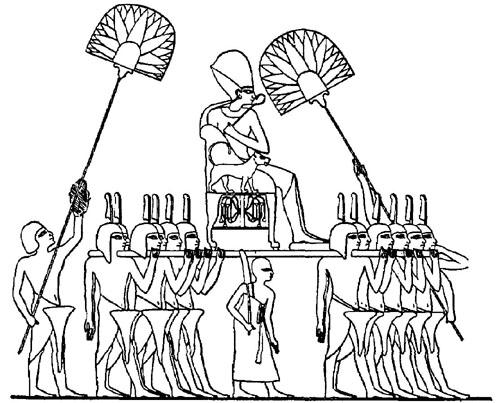"""Rihanna performing ""Cockiness"" at iHeartRadio festival"": Mega ritual de culto a Horus Egypt-king-small"