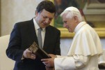 """EU wants the Pope as head of new World """"peace movement"""""""